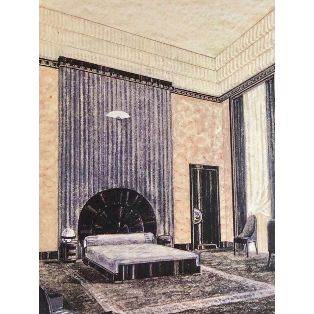 """Brown """"Ruhlmann: Genius of Art Deco"""" Coffee Table Book For Sale - Image 8 of 9"""