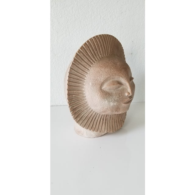 Mid-Century Modern 1969 Vintage Sun Sculpture by Paul Bellardo For Sale - Image 3 of 12