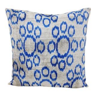 Extra Large Silk Velvet Accent Pillow