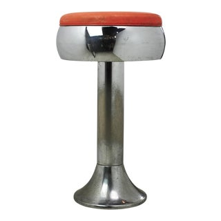 Mid-Century Counter Stool For Sale