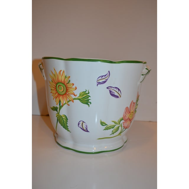 "Vintage Tiffany & Company ""Petals"" Cachepot For Sale - Image 12 of 13"