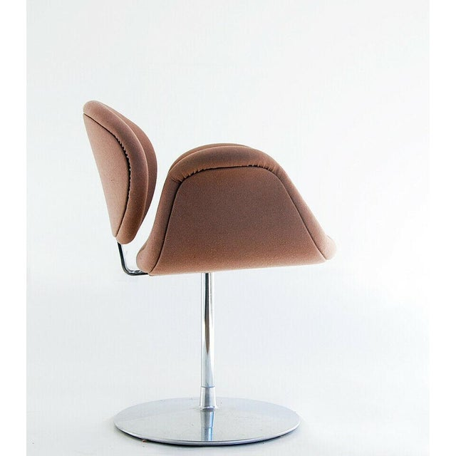 """1960s 1959, Pierre Paulin Mid Century Modern """"Tulip F545"""" Artifort Space Age Chairs- a Pair For Sale - Image 5 of 9"""