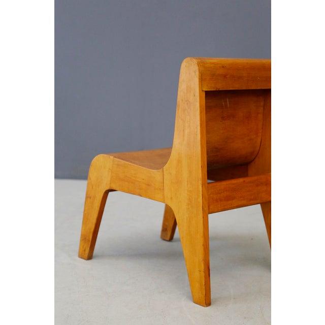 1970s Children Italian Chair Prototype by Pierluigi Ghianda, 1960s For Sale - Image 5 of 7