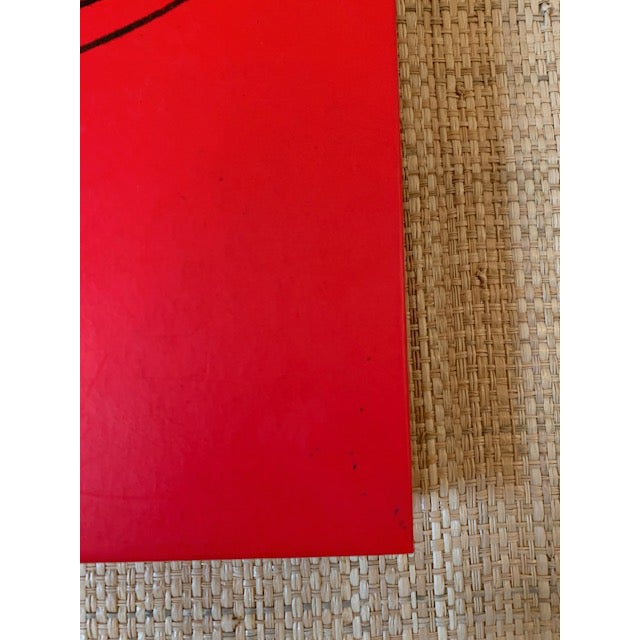 Red The Complete Kagan: Vladimir Kagan, a Lifetime of Avant Garde Design Book For Sale - Image 8 of 9