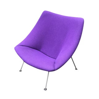 1970s Pierre Paulin for Artifort F157 Oyster Chair For Sale