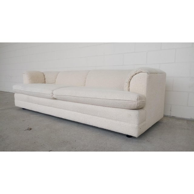 Contemporary Vintage Contemporary Directional Sofa For Sale - Image 3 of 13