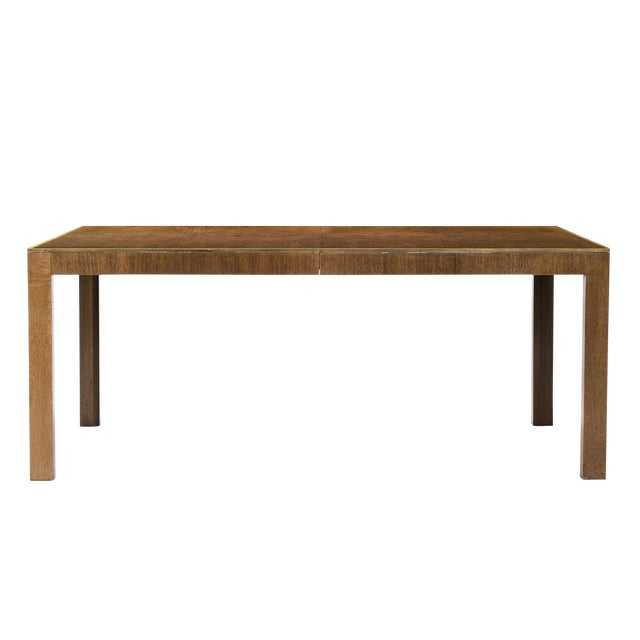 Baker Dining Table For Sale