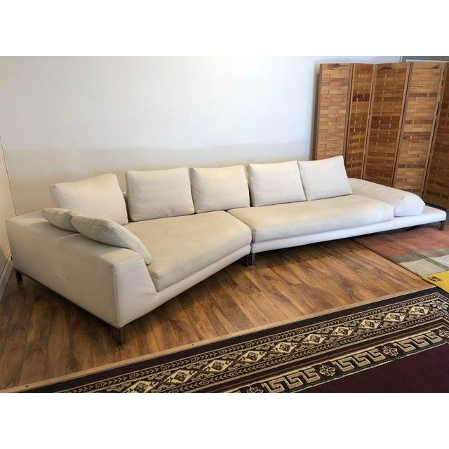 Minotti Hamilton Islands Sectional Sofa For Sale - Image 13 of 13