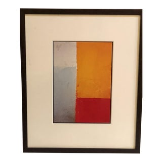 """Patricia Wilder """"Passage"""" Framed and Matted Print For Sale"""