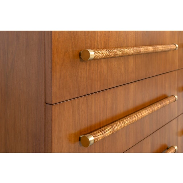 Brass Widdicomb Credenza For Sale - Image 7 of 11