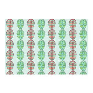 Tortoise Multi Linen Cotton Fabric, 6 Yards For Sale