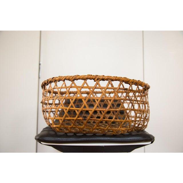 Vintage Japanese Basket - Image 3 of 6