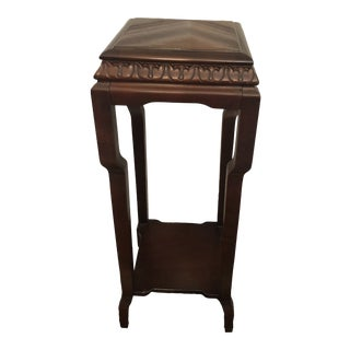 Late 20th Century Traditional Plant Stand by Lane Furniture For Sale