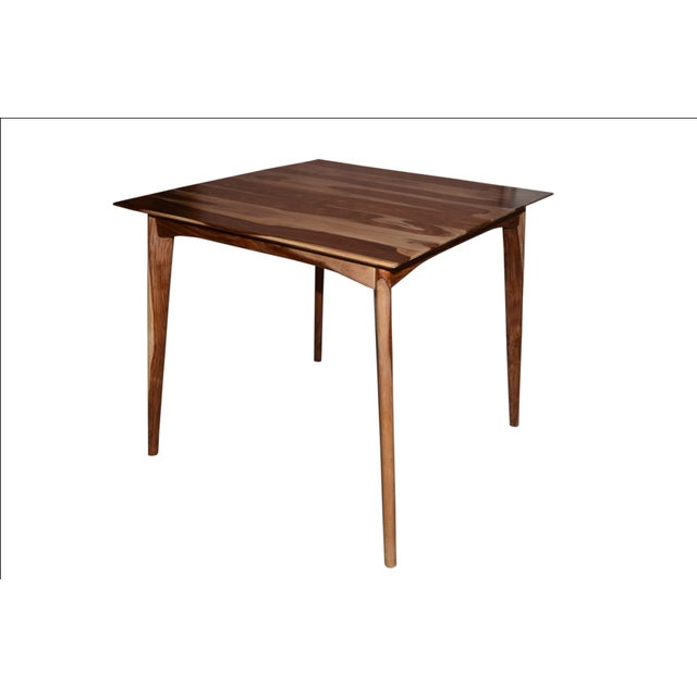 Wooden Bar Table & Stools - Set of 5 - Image 4 of 5