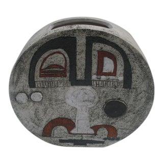 Troika Pottery Wheel Vase For Sale