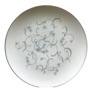Vintage Noritake China Alicia Plate For Sale
