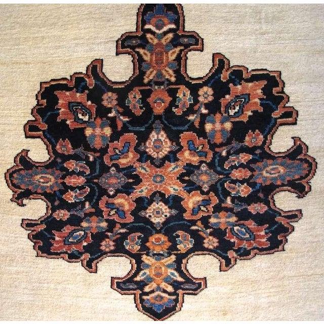 Fine Fereghan Sarouk Rug For Sale - Image 4 of 5