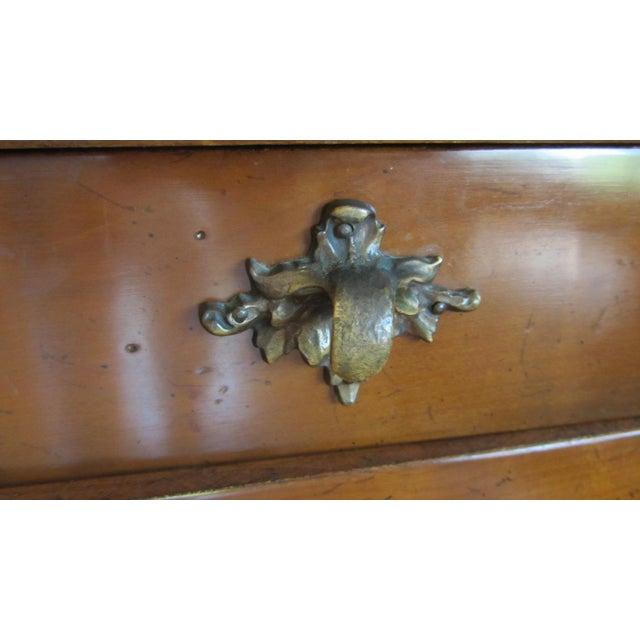 De Bournay Rafraichissoir Table With Marble Top - Image 3 of 10