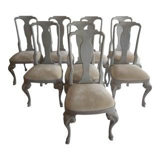 Lars Bolander Italian Dining Chairs - Set of 8