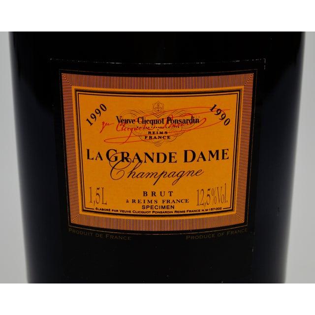 La Grande Dame Champagne Display Bottle - Image 3 of 7