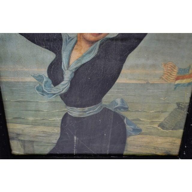 Victorian Jan Van Beers Framed Print For Sale In Philadelphia - Image 6 of 11