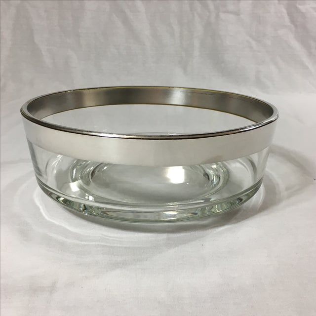 Dorothy Thorpe Mid-Century Modern Serving Bowl - Image 3 of 7