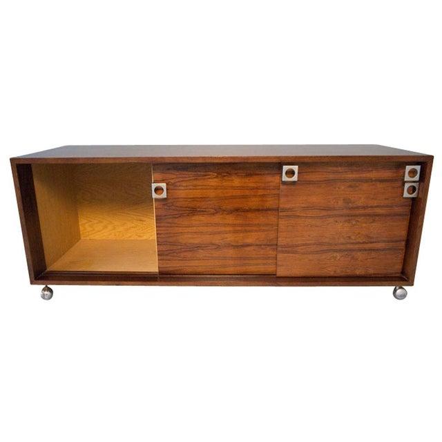 Bodil Kjaer Mid-Century Rosewood Sideboard For Sale - Image 6 of 11
