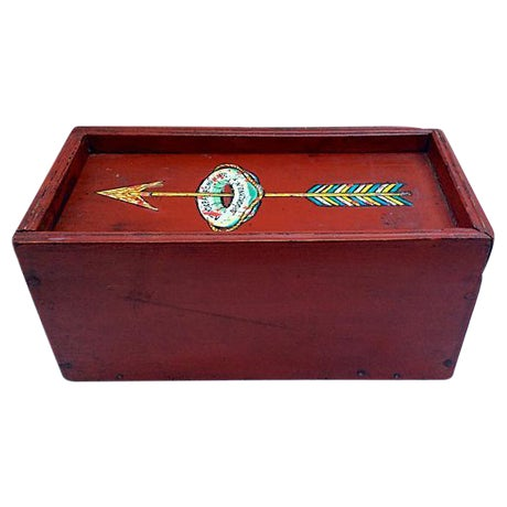 Ship's Antique Mystery Box For Sale