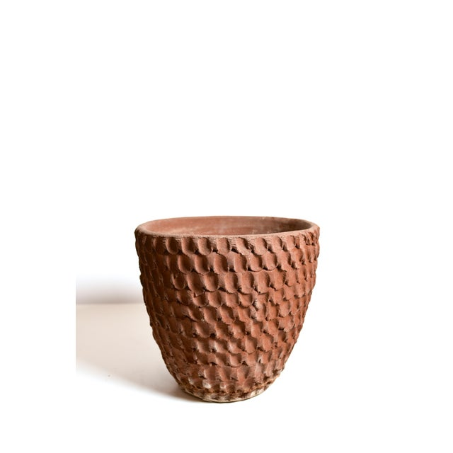 Vintage Stan Bitters Signed Thumb Pot Planter For Sale - Image 9 of 9