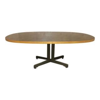 1960s Vintage Harry Lunstead Modernist Dining Table