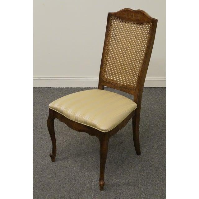 Late 20th Century Vintage Stanley Furniture Fleur De Bois Country