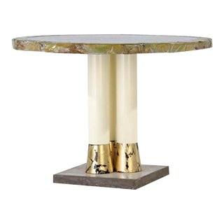 Carmen Spera Pedestal Table For Sale
