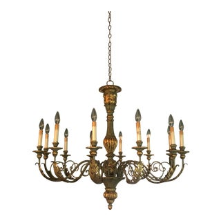 Early 19th Century Empire Chandelier For Sale
