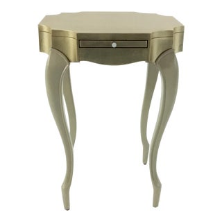 Caracole Gilt-Y Accent Table For Sale