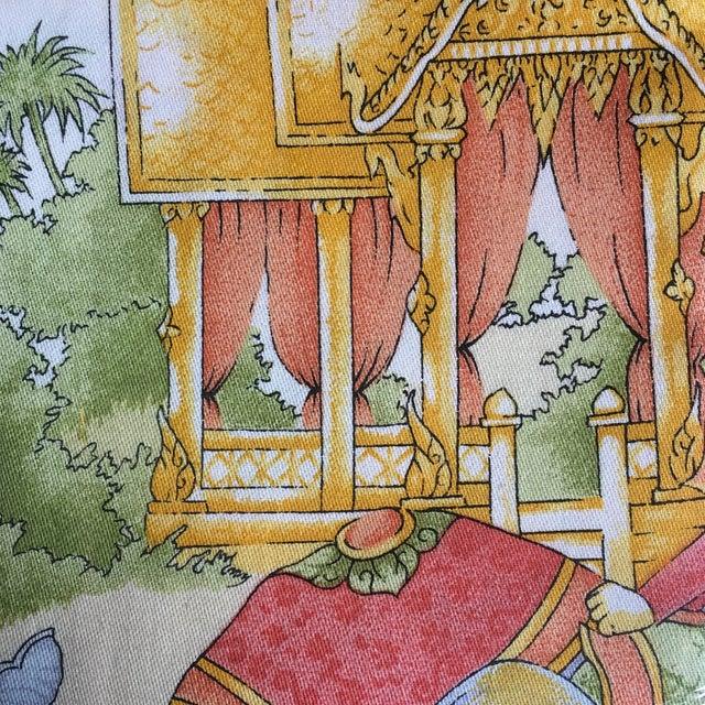 Jim Thompson Thai Silk Pillow Cover - Image 5 of 11