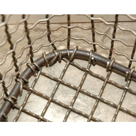 2010s JW Wire Basket For Sale - Image 5 of 9