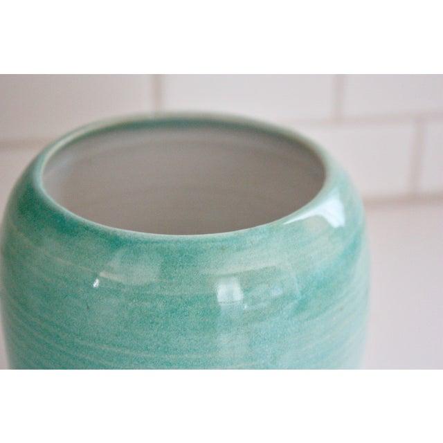 Handmade Ceramic Vase - Image 4 of 7