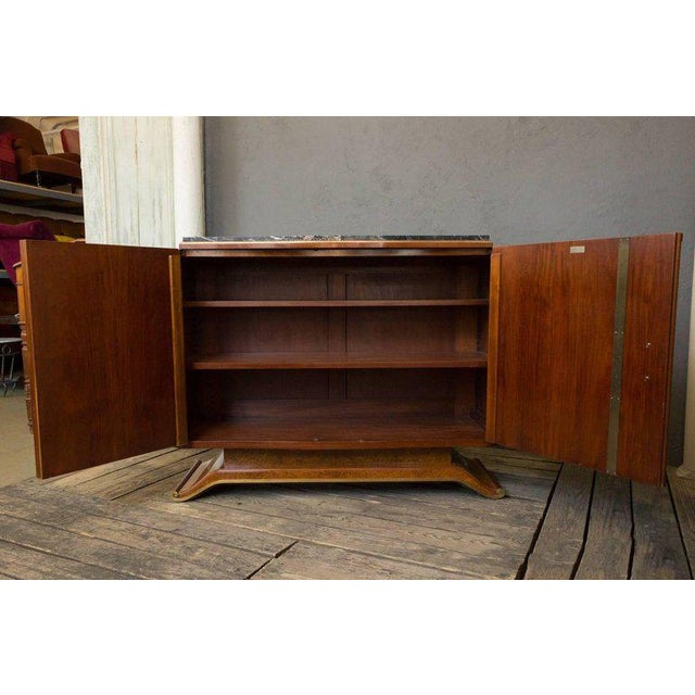 Small French Art Deco Style Sideboard - Image 5 of 11