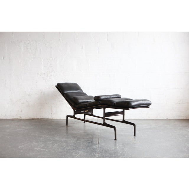 Metal Eames Billy Wilder Chaise Lounge For Sale - Image 7 of 7
