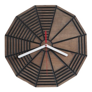 Tgm Wheel Gradient Clock For Sale