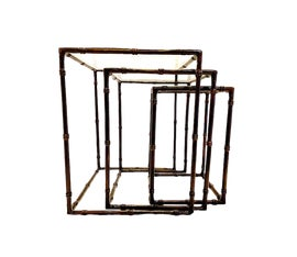Image of Black Nesting Tables