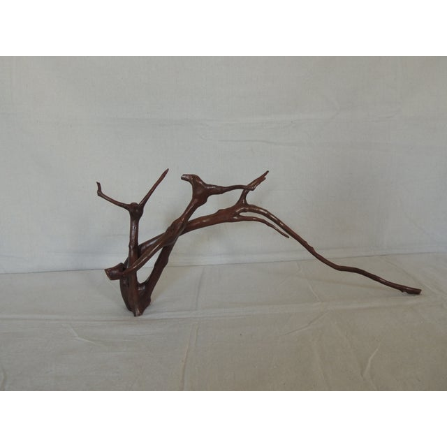 Natural Branch Sculpture - Image 2 of 4