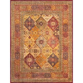 """Pasargad Tabriz Hand-Tufted Lamb's Wool Rug - 8' 3"""" X 11'10"""""""