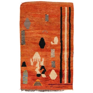 Berber Tribes of Morocco Rug - 4′7″ × 7′3″ For Sale