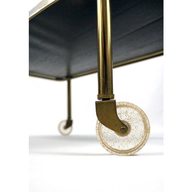 Cosco Mid-Century Modern Bar Cart - Image 4 of 8