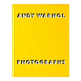 Andy Warhol Photographs For Sale