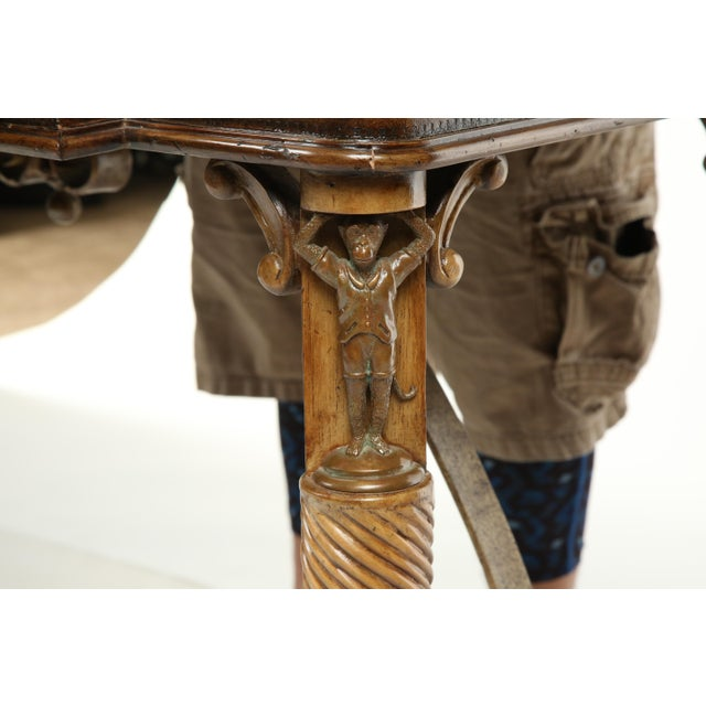 Maitland Smith Game Table For Sale - Image 11 of 13