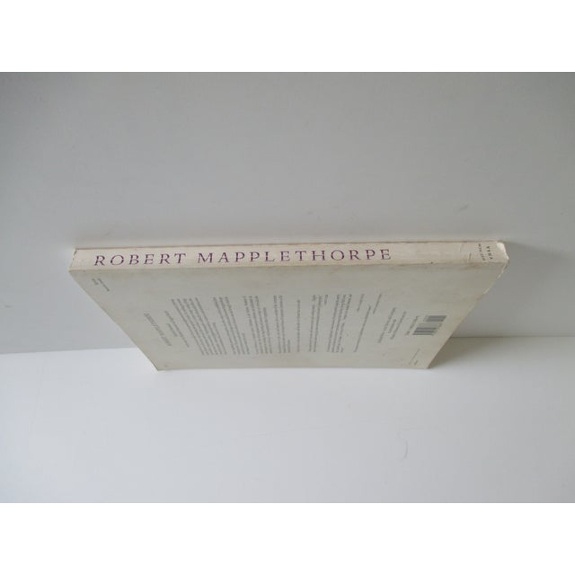 Robert Mapplethorpe by R. Howard Paperback Edition Book For Sale - Image 4 of 5
