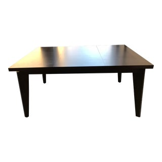 West Elm Angled Leg Expandable Table