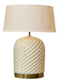 Image of Beige Table Lamps